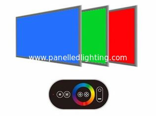 Energy saving 60W RGB LED Panel Light for Hotel , KTV , Commercial Lighting